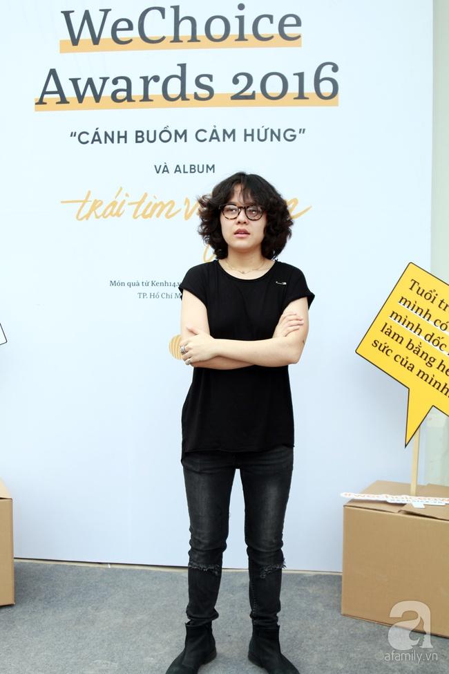 Dàn sao Việt háo hức tham dự họp báo Lễ trao giải WeChoice mùa thứ 3 - Ảnh 7.