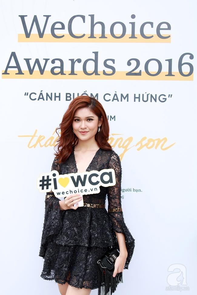 Dàn sao Việt háo hức tham dự họp báo Lễ trao giải WeChoice mùa thứ 3 - Ảnh 11.