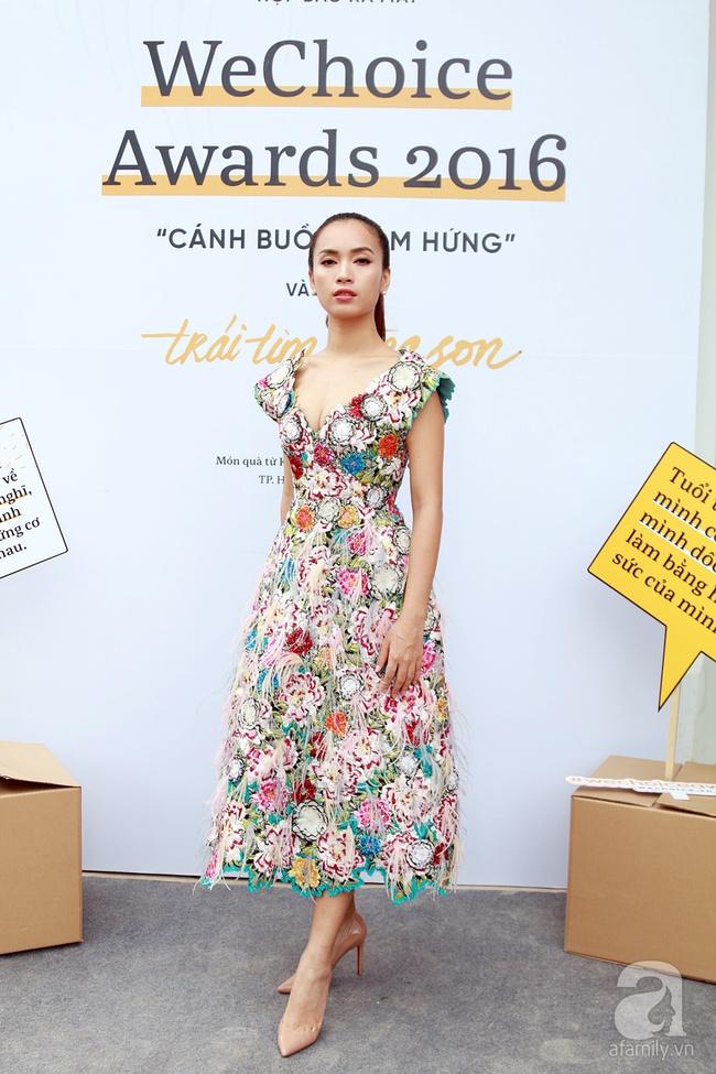 Dàn sao Việt háo hức tham dự họp báo Lễ trao giải WeChoice mùa thứ 3 - Ảnh 10.