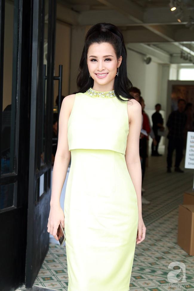 Dàn sao Việt háo hức tham dự họp báo Lễ trao giải WeChoice mùa thứ 3 - Ảnh 1.