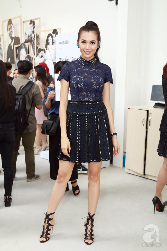 Dàn sao Việt háo hức tham dự họp báo Lễ trao giải WeChoice mùa thứ 3 - Ảnh 13.