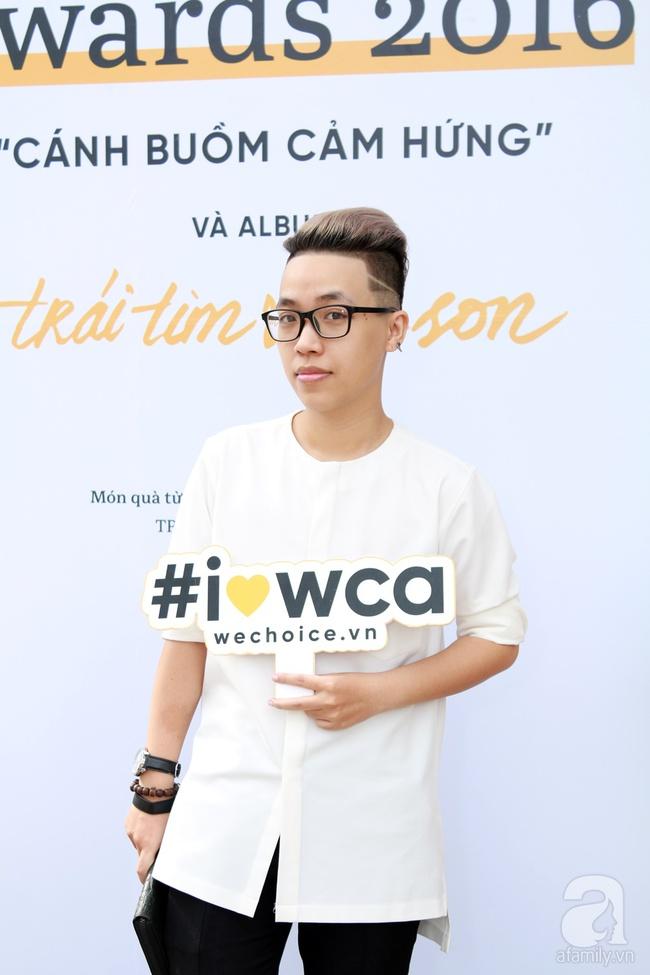 Dàn sao Việt háo hức tham dự họp báo Lễ trao giải WeChoice mùa thứ 3 - Ảnh 9.