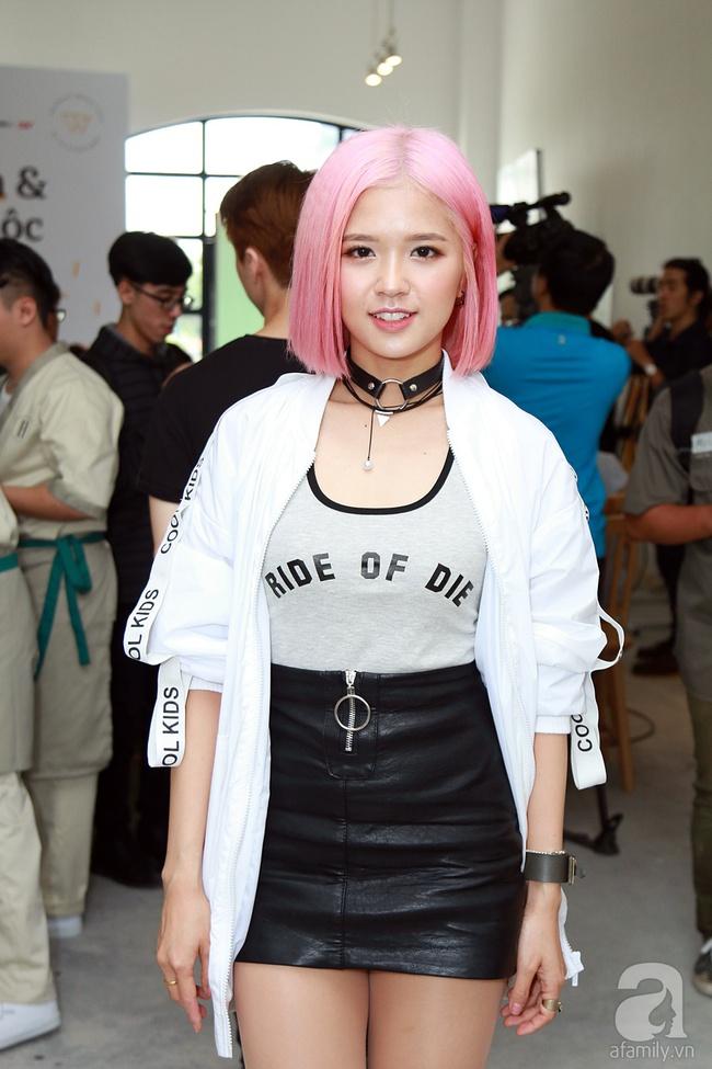 Dàn sao Việt háo hức tham dự họp báo Lễ trao giải WeChoice mùa thứ 3 - Ảnh 14.