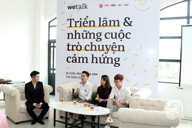 Dàn sao Việt háo hức tham dự họp báo Lễ trao giải WeChoice mùa thứ 3 - Ảnh 15.