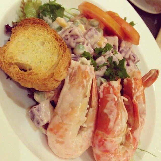 8 quán ăn ngon, không gian đẹp, giá phải chăng để tạm biệt 2016 ở Sài Gòn - Ảnh 8.