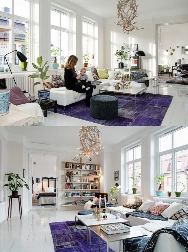 """Scandinavian đích thị là phong cách mà bạn đang tìm kiếm """"mòn mỏi"""" cho không gian phòng khách - Ảnh 6."""