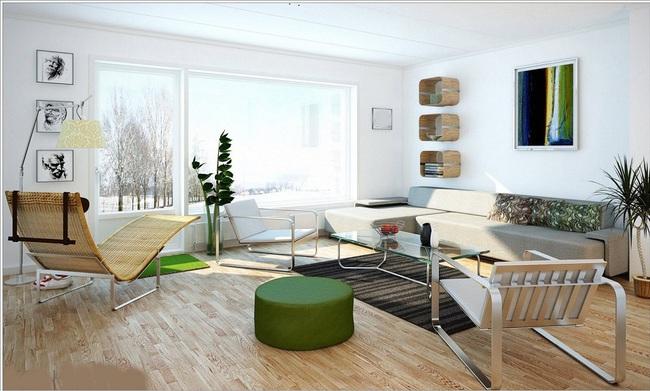 """Scandinavian đích thị là phong cách mà bạn đang tìm kiếm """"mòn mỏi"""" cho không gian phòng khách - Ảnh 7."""