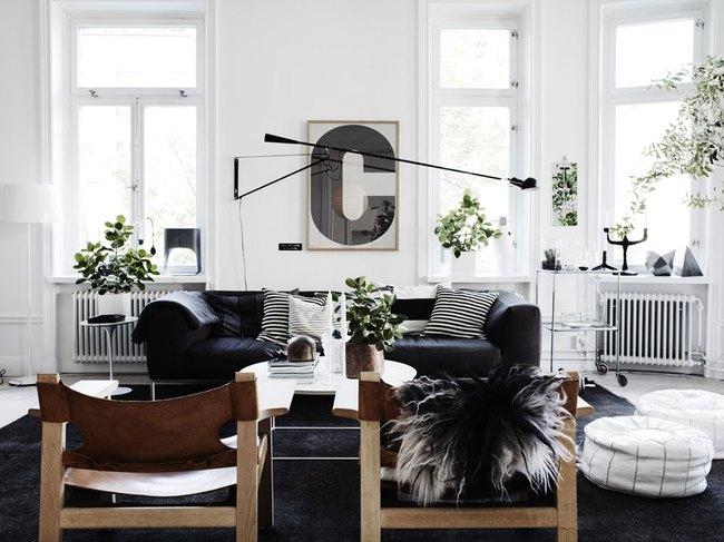 """Scandinavian đích thị là phong cách mà bạn đang tìm kiếm """"mòn mỏi"""" cho không gian phòng khách - Ảnh 8."""