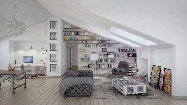 """Scandinavian đích thị là phong cách mà bạn đang tìm kiếm """"mòn mỏi"""" cho không gian phòng khách - Ảnh 10."""