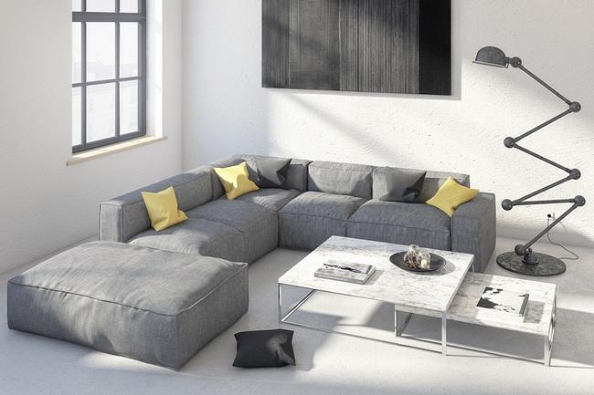 Nếu đang ở chung cư thì đây chính là mẫu phòng khách dành cho nhà bạn đấy - Ảnh 7.