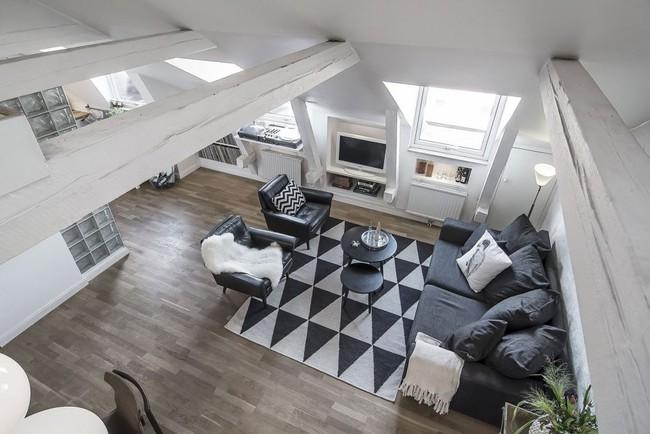Nếu đang ở chung cư thì đây chính là mẫu phòng khách dành cho nhà bạn đấy - Ảnh 8.