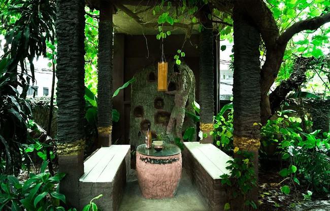 6 homestay cực xinh ở Hà Nội để nghỉ dưỡng dịp Tết dương lịch cho người lười đi xa - Ảnh 3.