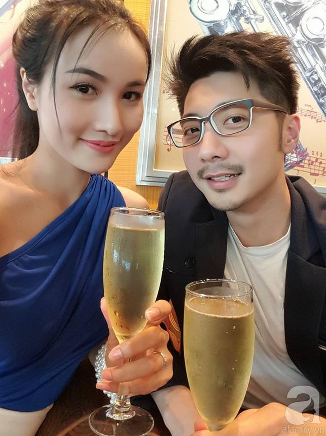 Cô dâu xinh đẹp kể chuyện từng không cho chồng soái ca Singapore làm quen chỉ vì ngoại hình anh quá... long lanh - Ảnh 3.