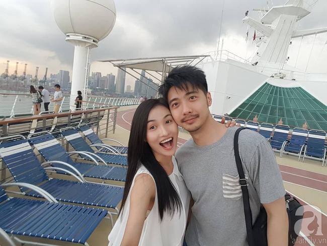 Cô dâu xinh đẹp kể chuyện từng không cho chồng soái ca Singapore làm quen chỉ vì ngoại hình anh quá... long lanh - Ảnh 4.