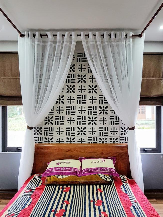 Ngôi nhà 110m² vạn người mê do chủ nhà tự thiết kế có giá 800 triệu ở Quảng Bình - Ảnh 8.