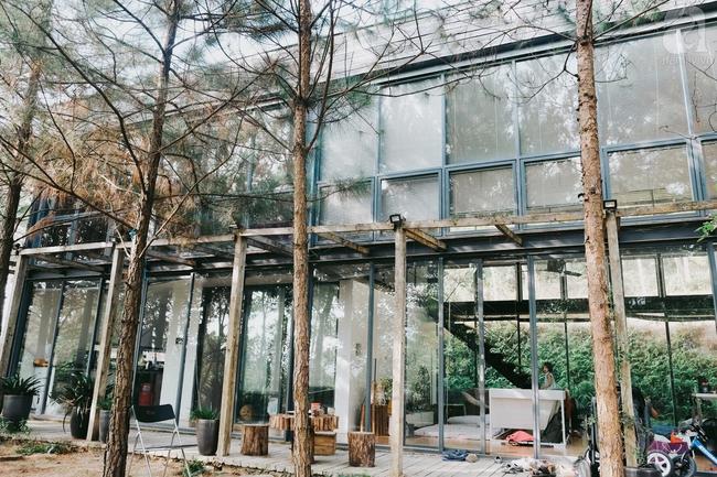 6 homestay cực xinh ở Hà Nội để nghỉ dưỡng dịp Tết dương lịch cho người lười đi xa - Ảnh 25.