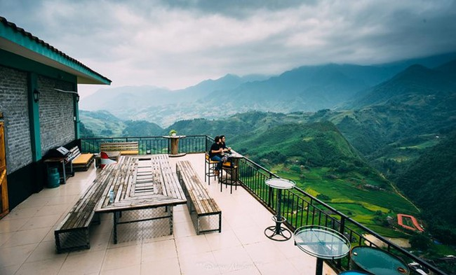 """photo 6 1482983539366 - 2 quán cà phê có thể """"chạm"""" vào mây đẹp nhất Vịnh Bắc Bộ"""