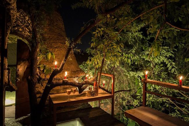 6 homestay cực xinh ở Hà Nội để nghỉ dưỡng dịp Tết dương lịch cho người lười đi xa - Ảnh 7.