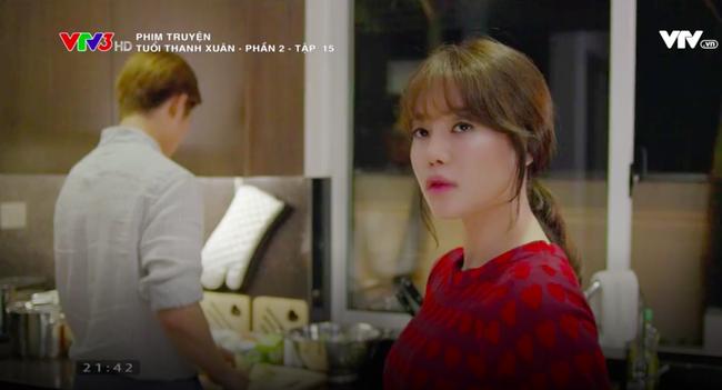 Tình huống xấu hổ xuất hiện, Nhã Phương lại nhìn thấy Kang Tae Oh khỏa thân - Ảnh 2.
