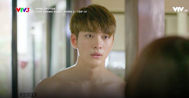 Tình huống xấu hổ xuất hiện, Nhã Phương lại nhìn thấy Kang Tae Oh khỏa thân - Ảnh 8.