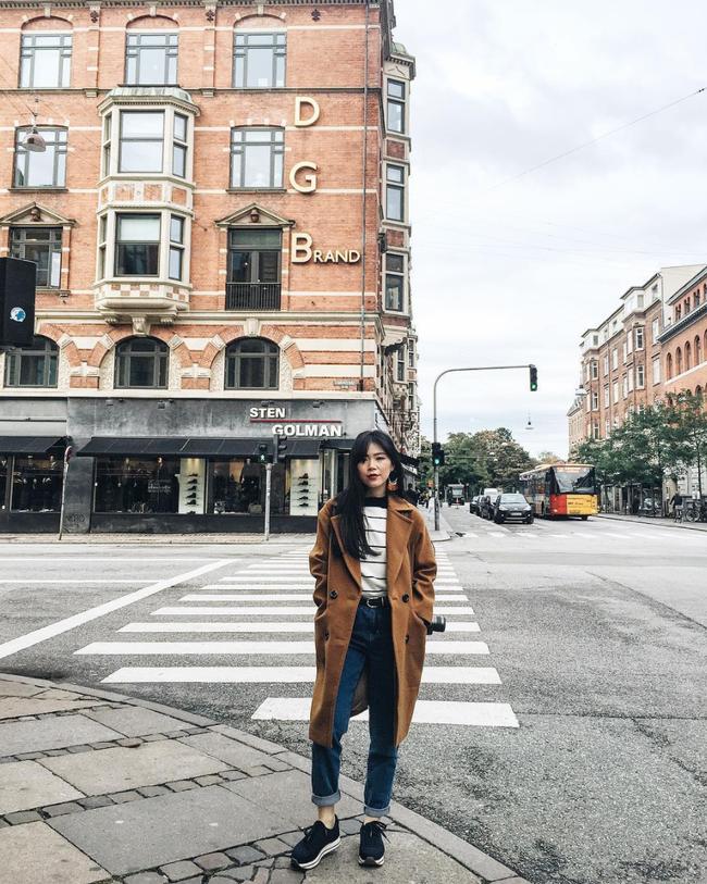 Street style ấm - đẹp - chất của các quý cô Châu Á  - Ảnh 9.