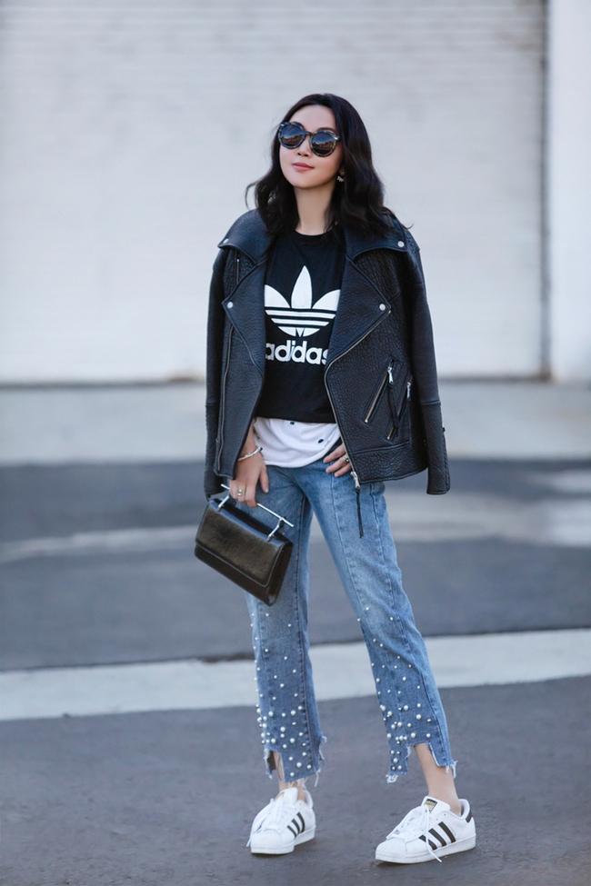 Xem loạt gợi ý từ street style châu Á để diện đồ vừa ấm vừa chất khi thời tiết đột ngột chuyển lạnh - Ảnh 5.