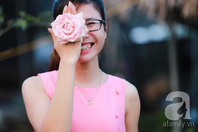 Cô gái khởi nghiệp bằng vườn hoa hồng, doanh thu tiền tỷ: Thế hệ tôi, làm thuê là khái niệm quá cũ! - Ảnh 1.