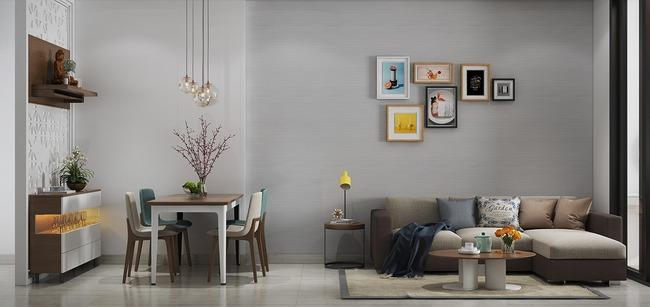 Thiết kế xinh yêu, hợp lý thế này thì căn hộ nhỏ cũng dư sức khiến bạn yêu từ cái nhìn đầu tiên - Ảnh 1.
