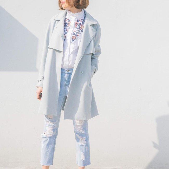 Bánh bèo và cách điệu – Chỉ 2 từ này thôi cũng đủ để bạn tóm gọn phong cách thời trang 2017 này - Ảnh 1.
