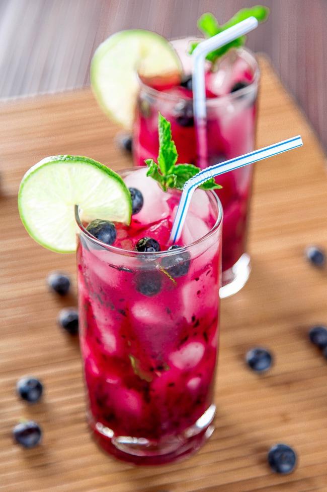 Hai món cocktail tuyệt ngon giải nhiệt ngày hè - Ảnh 2.