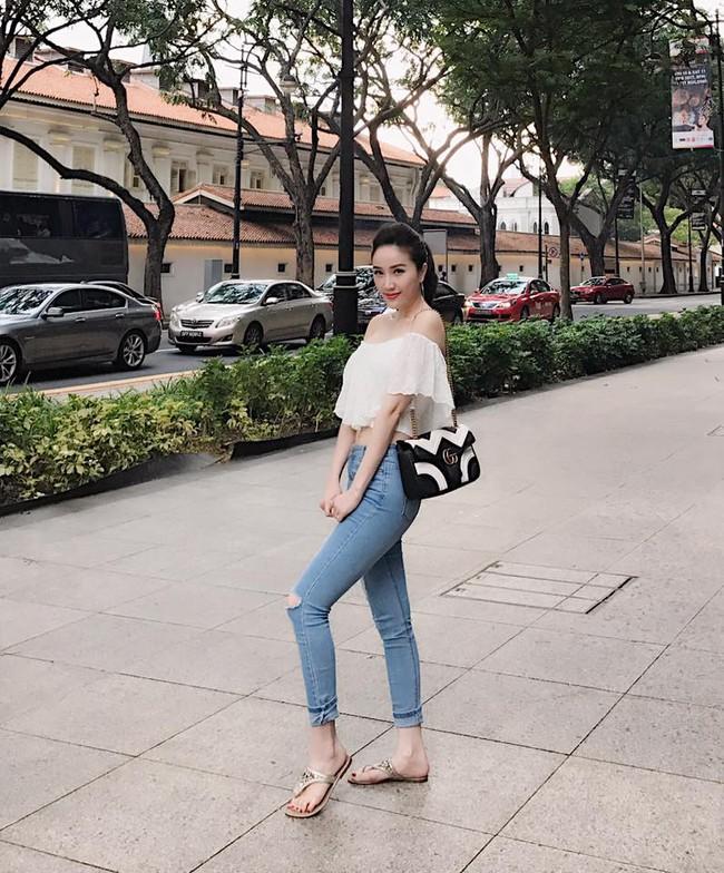 Điểm mặt 4 kiểu quần jeans đang được kiều nữ Việt kết nhất - Ảnh 22.