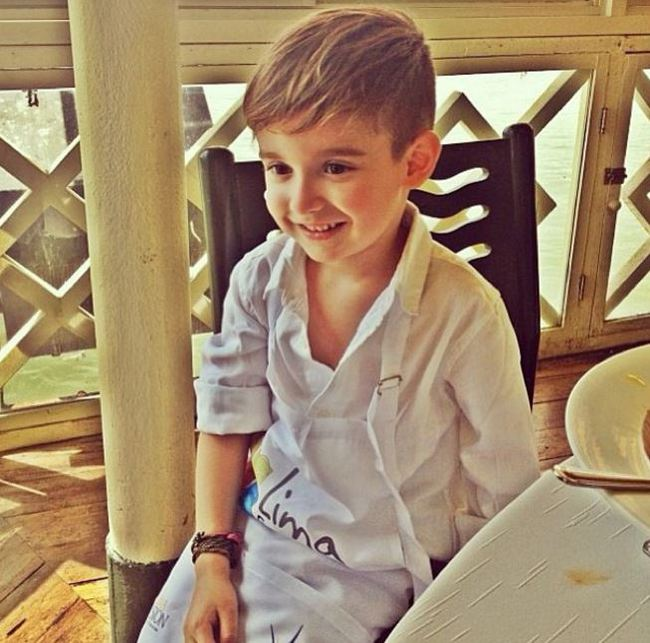 Tuyển tập những kiểu tóc đẹp cho bé trai giúp các mẹ thỏa thích biến con mình thành soái ca - Ảnh 14.