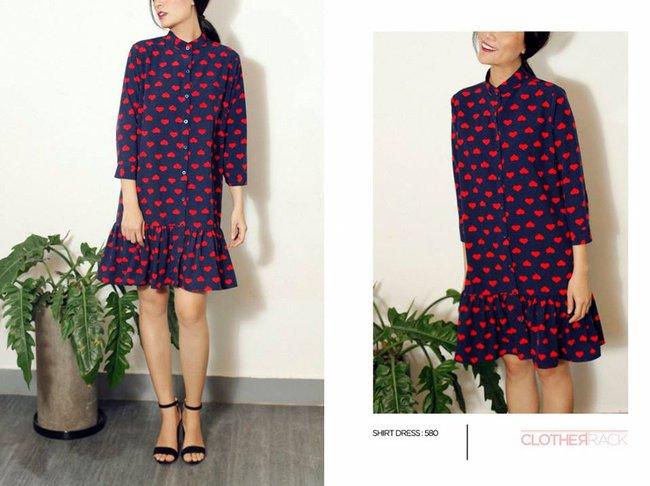 Điệu một chút ngày 8/3 với những thiết kế váy siêu nữ tính giá dưới 850 nghìn đến từ thương hiệu Việt - Ảnh 4.