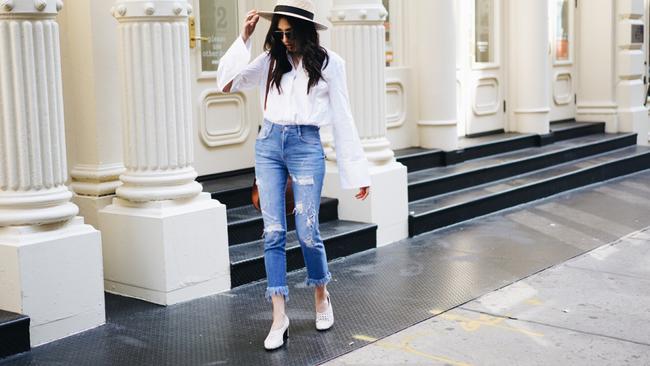 Những mẫu quần jeans sẽ làm mưa làm gió mùa Xuân/Hè 2017 này, bạn đã tìm hiểu chưa? - Ảnh 5.