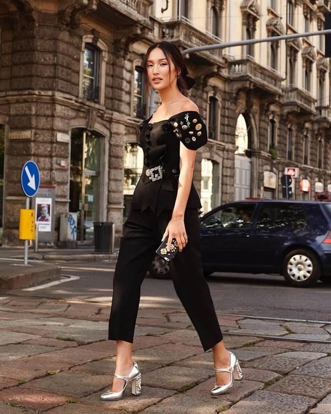 Xem loạt gợi ý từ street style châu Á để diện đồ vừa ấm vừa chất khi thời tiết đột ngột chuyển lạnh - Ảnh 9.