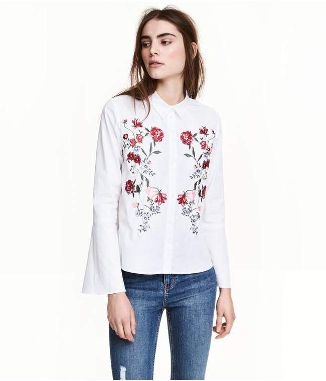 Xu hướng 2017 sẽ chứng minh cho bạn thấy sơmi còn dễ mặc đẹp hơn cả áo phông - Ảnh 8.
