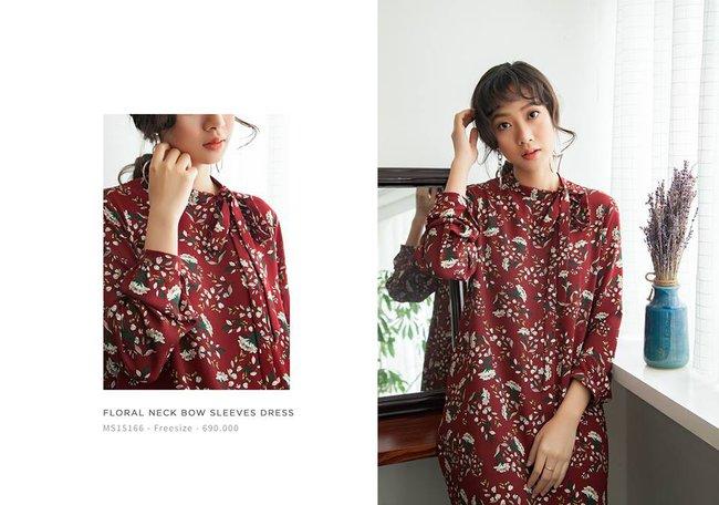 Điệu một chút ngày 8/3 với những thiết kế váy siêu nữ tính giá dưới 850 nghìn đến từ thương hiệu Việt - Ảnh 1.