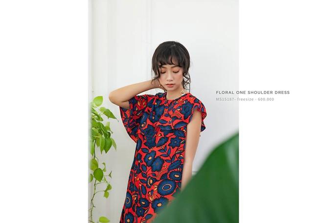 Điệu một chút ngày 8/3 với những thiết kế váy siêu nữ tính giá dưới 850 nghìn đến từ thương hiệu Việt - Ảnh 2.