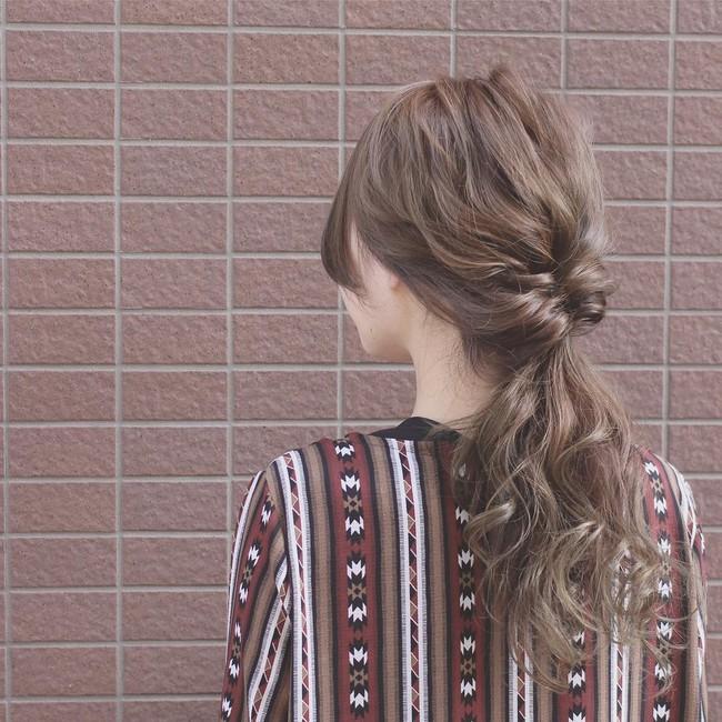 Những kiểu tóc cứu nguy cho ngày đầu bết vì mưa gió - Ảnh 13.