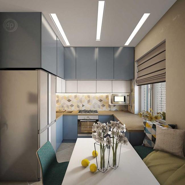 8 căn bếp đẹp xuất sắc dù chỉ vỏn vẻn 8m² - Ảnh 15.