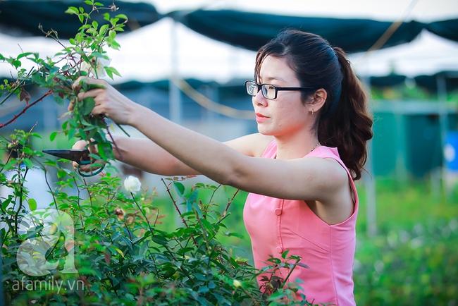 Cô gái khởi nghiệp bằng vườn hoa hồng, doanh thu tiền tỷ: Thế hệ tôi, làm thuê là khái niệm quá cũ! - Ảnh 11.