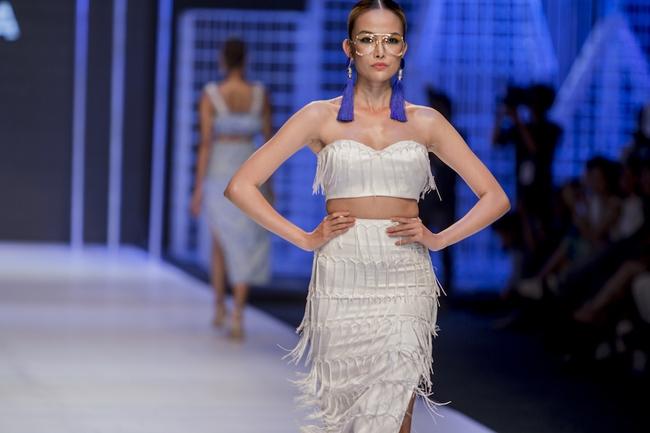 Sau tuần lễ thời trang Quốc tế Việt Nam Xuân/Hè 2017, đây là những xu hướng mà bạn không thể xem nhẹ - Ảnh 4.