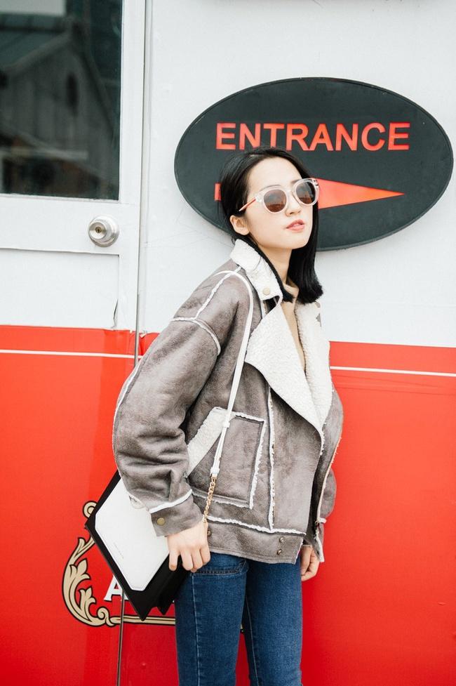 Xem loạt gợi ý từ street style châu Á để diện đồ vừa ấm vừa chất khi thời tiết đột ngột chuyển lạnh - Ảnh 7.