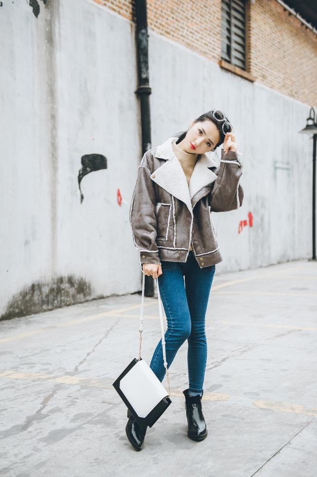 Xem loạt gợi ý từ street style châu Á để diện đồ vừa ấm vừa chất khi thời tiết đột ngột chuyển lạnh - Ảnh 8.
