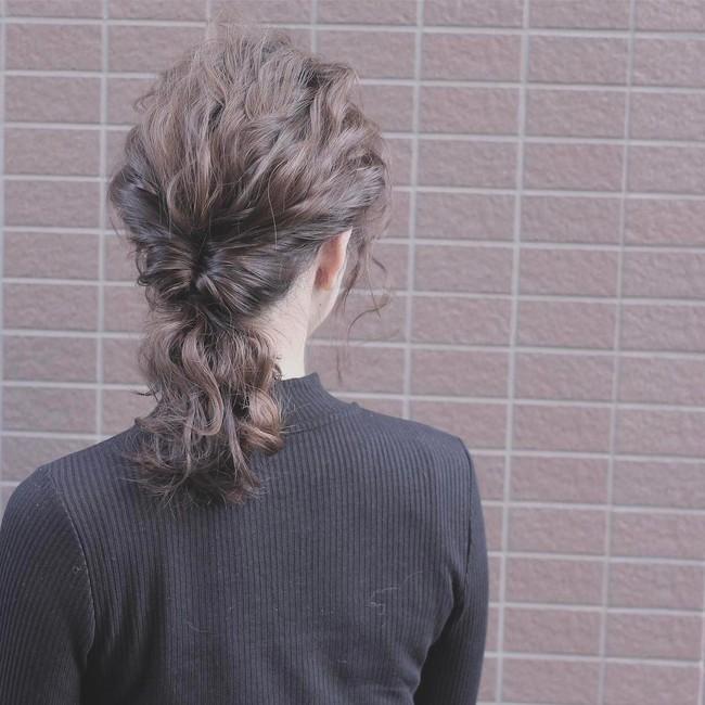 Những kiểu tóc cứu nguy cho ngày đầu bết vì mưa gió - Ảnh 14.