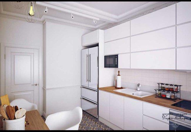 8 căn bếp đẹp xuất sắc dù chỉ vỏn vẻn 8m² - Ảnh 12.