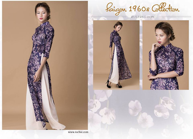 Du Xuân duyên dáng cùng loạt thiết kế áo dài truyền thống có giá dưới 3 triệu đồng - Ảnh 6.