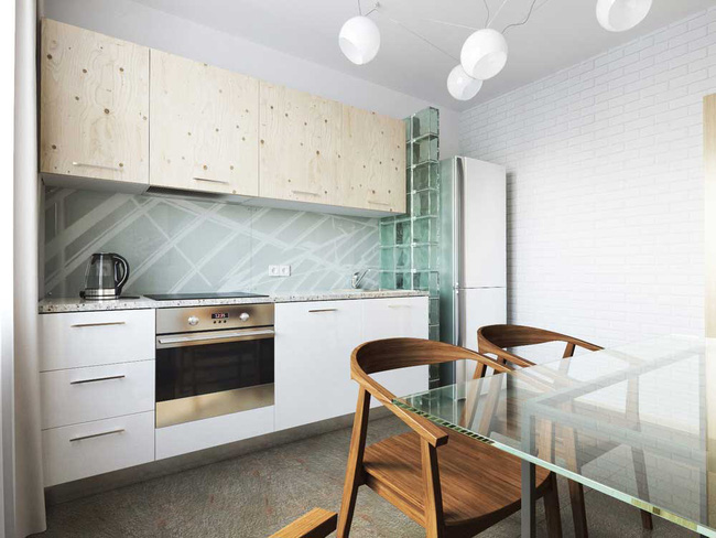 8 căn bếp đẹp xuất sắc dù chỉ vỏn vẻn 8m² - Ảnh 10.