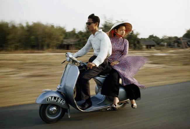 Hơn nửa thế kỷ trước, phụ nữ Sài Gòn đã mặc chất, chơi sang như thế này cơ mà! - Ảnh 2.