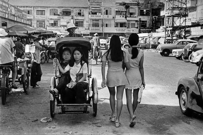 Hơn nửa thế kỷ trước, phụ nữ Sài Gòn đã mặc chất, chơi sang như thế này cơ mà! - Ảnh 14.